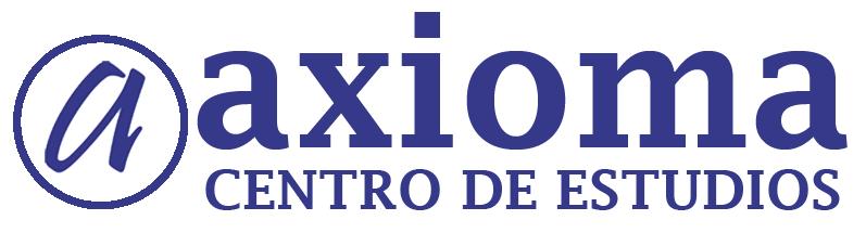 Centro de Estudios Axioma, S.L. CIF: B-92930700